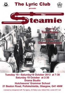 Steamie Flyer